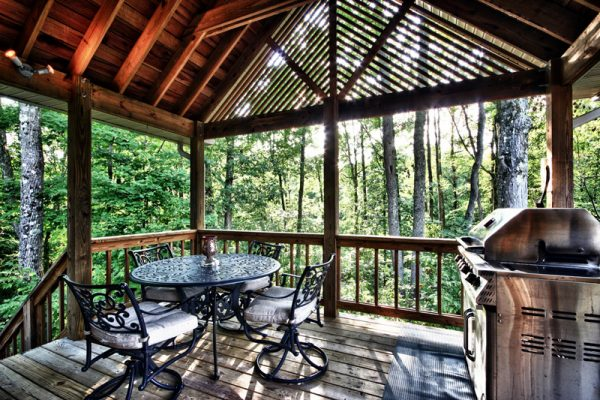 Cherry Ridge Retreat of Hocking Hills Ravines Edge firepit