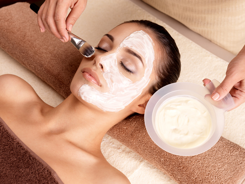 Cherry Ridge Retreat Spa Facial