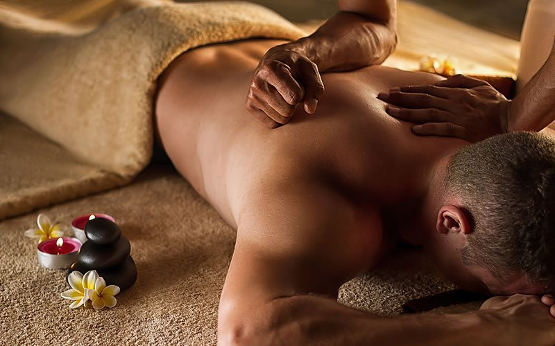 Deep Tissue Massage at Cherry Ridge Retreat of Hocking HIlls