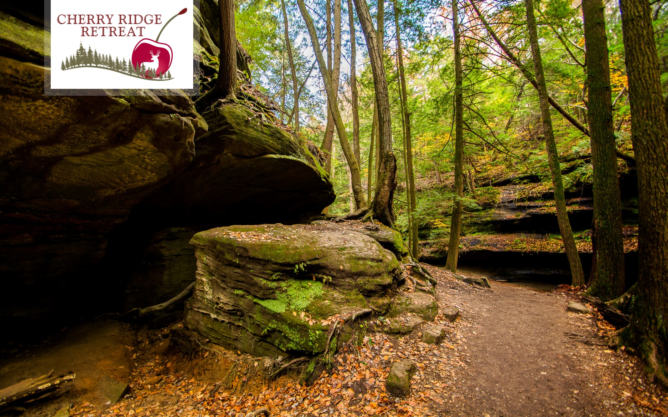 natural wonders in hocking hills ohio