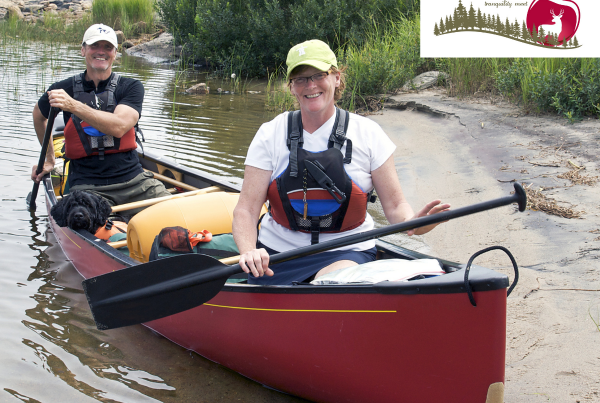 Canoeing in Hocking River