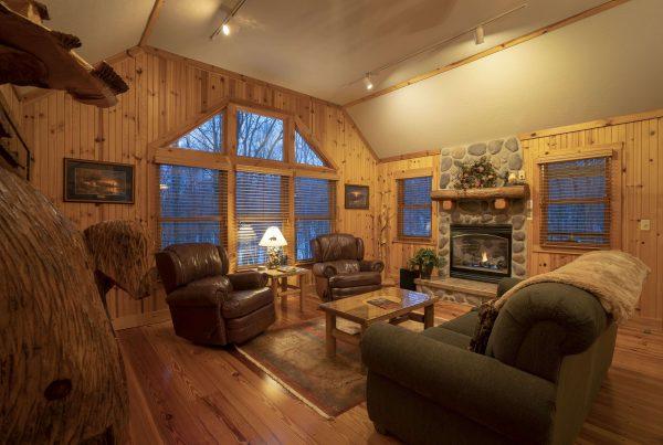 Ravine's Edge Living Room