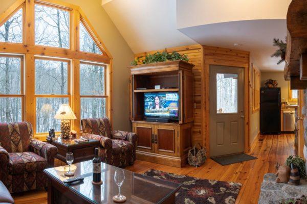Oak Ridge Luxury Romantic Cabin